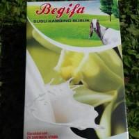 Jual Susu Kambing Etawa Organik untuk Balita Pendamping ASI Merk BEGIFA Murah