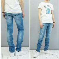 harga Nudie Jeans Thin Finn Moody Blue - Size 31 & 34 Tokopedia.com