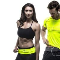 Lean Belt (Flip Belt / Running belt / tas lari) untuk olahraga