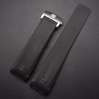 24mm Silicone Rubber Curved end Watch Band Strap TAG HEUER Formula 1
