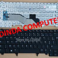 Keyboard Laptop Dell e6420 e5420 e6220 e6320 e6430
