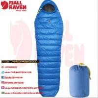 Fjallraven Move With Bag Regular Sleeping Bag UN Blue
