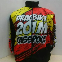Drag bike 201 m - jaket dragbike