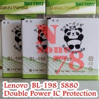 Battery Lenovo Bl198 S880 S890 Double Power Protection