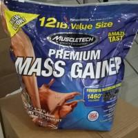 premium mass gainer 12lb muscletech