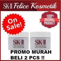 SK-II/SK2/SKII PROMO MURAH CELLUMINATION DEEP SURGE EX/CDS EX 2GR 2PCS