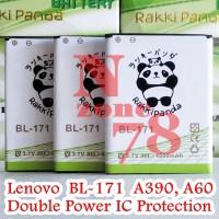 Baterai Lenovo Bl171 A390, A60, A65, A356 Rakkipanda Double Power