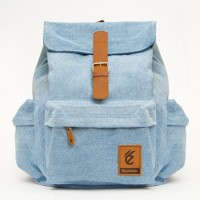 Jual Denimo Lilo Tas Wanita Ransel Cewek Backpack Sekolah Denim Branded 1 Murah