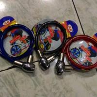 Gembok sepeda / gembok helm