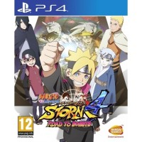 Kaset Game PS4 Naruto Shippuden: Ultimate Ninja Storm 4 Road To Boruto