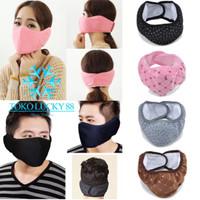 Masker Mulut Earmuff 2in1 New