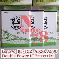 Baterai Lenovo BL192 BL-192 A526 A590 A750 A300 A529 A680 Double Power
