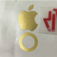 sticker logo Apple iPhone 6 s plus 7 home button keren berkualitas