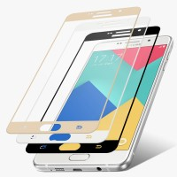 Full Screen Tempered Glass For Samsung Galaxy C5 / Samsung Galaxy C7