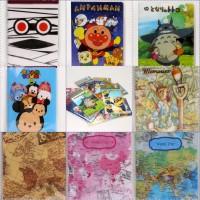 GUDETAMA / RILAKKUMA / TSUM TSUM / Cover Paspor / Sampul / Stationery