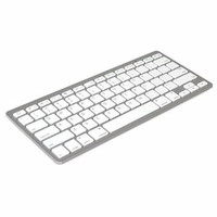Harga keyboard wireless bluetooth for apple macbook ipad iphone android | Pembandingharga.com