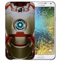 Casing Hp Ironman Superhero Samsung Galaxy E5 Custom Case