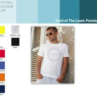 KAOS XXL FRUIT OF THE LOOM POLOS