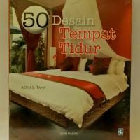 50 DESAIN TEMPAT TIDUR
