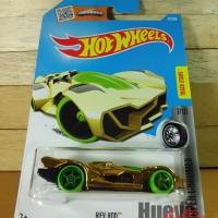 Hot Wheels  Rev Rod -gold   Hotwheels