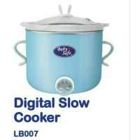 Baby safe slow cooker LB 007