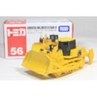 Diecast Tomica - 56 Komatsu Bulldozer D155AX-6