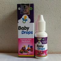Madu Tasnim Baby Drops / Suplemen Kesehatan Bayi Dan Anak