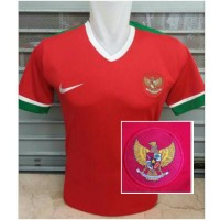 LOGO Garuda BORDIR jersey timnas indonesia home 2016