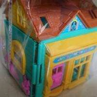 villaku - villa rumah mainan - rumah-rumahan - mainan murah