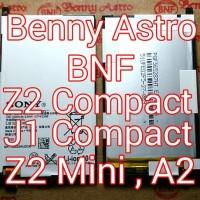 Baterai, Sony Xperia Z2 Compact, Z2 Mini, A2, J1 Compact, Docomo