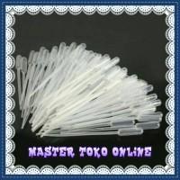 Pipet Plastik 3 ml Minimal 100 pcs