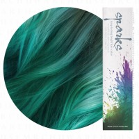 Sparks Hair Dye Color Totally Teal Setara Pravana Manic Panic