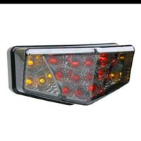 harga Hadlamp/lampu Stop +sen Led Rx. King 3in 1 Tokopedia.com