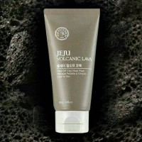 The Face Shop Jeju Volcanic Lava Peel Off Clay Nose Pack