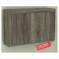 Lemari Dapur Atas / Lemari Dapur Gantung 3 Pintu Modern Minimalis