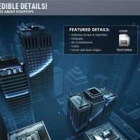 VIDEO COPILOT Metropolitan Pack for Element 3D