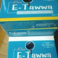 A0005 SABUN SUSU KAMBING PLUS MADU PRO E-TAWWA / SABUN KAMBING BATANGA