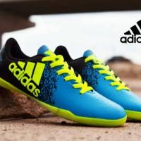 sepatu casual futsal pria sepak bola terbaru keren Adidas Futsal Man