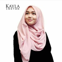 jilbab instan Kayla~ PROMO harga murah