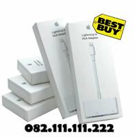 [BEST PRICE !!] Lightning to VGA Adapter Original Apple (MD825)