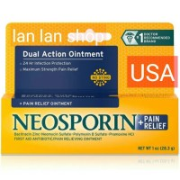 Neosporin + Pain Relief Dual Action Ointment 1 Oz