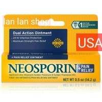 Neosporin + Pain Relief Dual Action Ointment