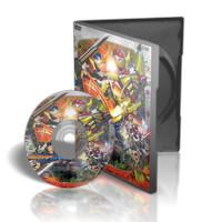 DVD Kamen Rider Gaim Subtitle Indonesia