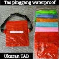 harga Tas Pinggang Waterproof Size Xxl ( Bisa Untuk Tablet)/waterproof Case Tokopedia.com