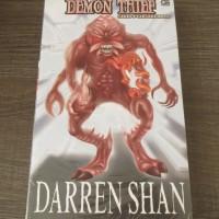 The Demonata #2 : Demon Thief - Darren Shan
