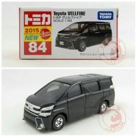 Jual Tomica Reguler 84 Toyota Vellfire (Black) Murah