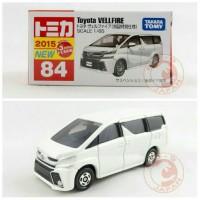 Jual Tomica Reguler 84 Toyota Vellfire (White) Murah