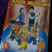 PAKET VCD SERI FILM MUSIKAL ANAK MUSLIM