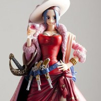 Action Figure One Piece Nefertari Vivi DPCF