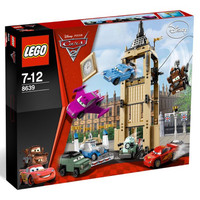 Lego 8639 Big Bentley Cars 2